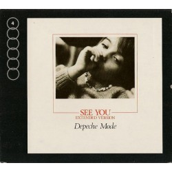 Depeche Mode ‎- See You - CD Maxi Single Digipack