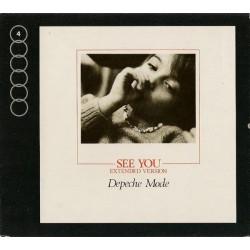 Depeche Mode - See You - CD Maxi Single Digipack