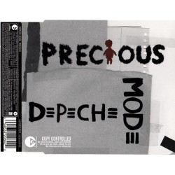 Depeche Mode ‎- Precious - CD Maxi Single Import
