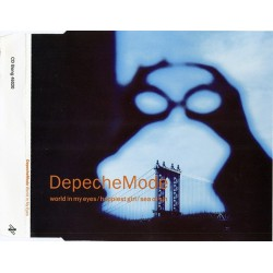 Depeche Mode ‎- World In My Eyes - CD Maxi Single