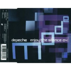 Depeche Mode ‎- Enjoy The Silence·04 - CD Maxi Single