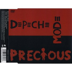 Depeche Mode ‎- Precious - DVD Single