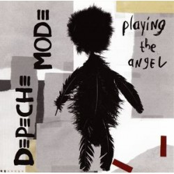 Depeche Mode ‎- Playing The Angel - CD Album