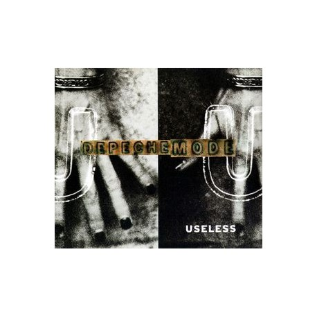 Depeche Mode - Useless - CD Maxi Single Promo