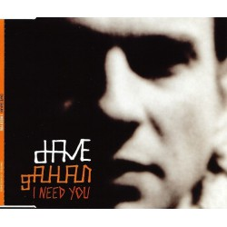 Dave Gahan ( Depeche Mode ) - I Need You - CD Maxi Single
