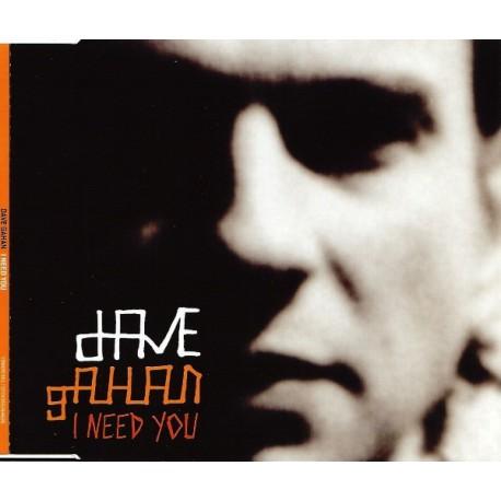 Dave Gahan ( Depeche Mode ) - I Need You - CD Maxi Single