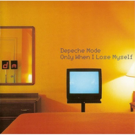 Depeche Mode - Only When I Lose Myself - CD Maxi Single Italy