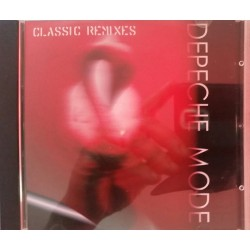 Depeche Mode ‎- Classic-Beats Vol. 1 - Classic Remixes - CDr Album