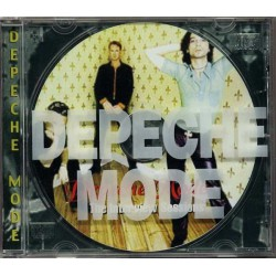 Depeche Mode ‎- The Interview Sessions - CD Album
