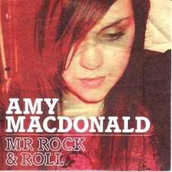 Amy Macdonald ‎- Mr Rock & Roll - CD Single Promo