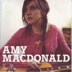 Amy Macdonald ‎- L.A. - CD Single Promo