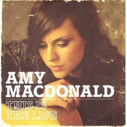 Amy MacDonald ‎- This Is The Life - CD Sampler 5 Tracks Promo