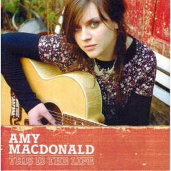 Amy MacDonald ‎- This Is The Life - CDr Single Promo