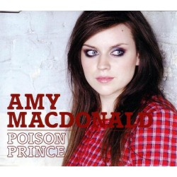 Amy Macdonald ‎- Poison Prince - CD Single Promo