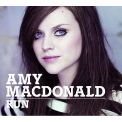 Amy MacDonald ‎- Run - CD Maxi Single Promo