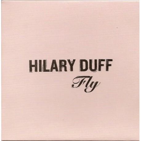 Hilary Duff - Fly - CD Single Promo