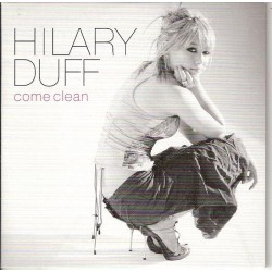 Hilary Duff ‎- Come Clean - CD Single