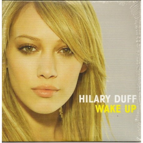 Hilary Duff - Wake Up - CD Single Promo