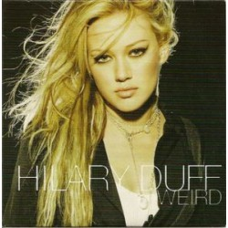 Hilary Duff ‎- Weird - CD Single Promo