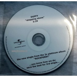 Duffy - Stepping Stone - CDr Single Promo