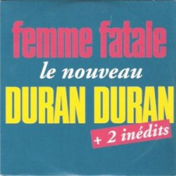 Duran Duran ‎- Femme Fatale - CD Single