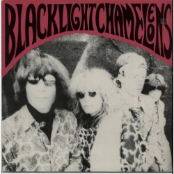 Blacklight Chameleons - Blacklight Chameleons - LP Vinyl