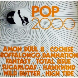 Compilation Rock Progressif - Pop 2000 - LP Vinyl