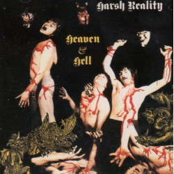 Harsh Reality - Heaven And Hell - LP Vinyl