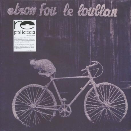 Etron Fou Leloublan - Batelages - LP Vinyl