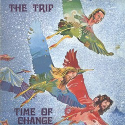 The Trip - Time Of Change - LP Vinyl