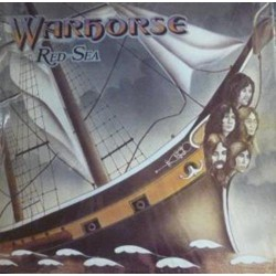 Warhorse - Red Sea - Double Vinyl LP