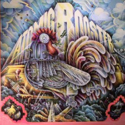 Atomic Rooster ‎- Made In England - LP Vinyl