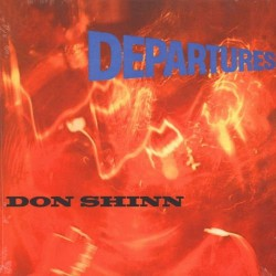 Don Shinn ‎- Departures - LP Vinyl