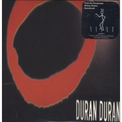 Duran Duran ‎- Out Of My Mind - CD Single Promo