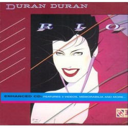 Duran Duran - Rio - CDr Promo Album + Vidéo