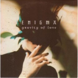 Enigma ‎- Gravity Of Love - CD Single Promo