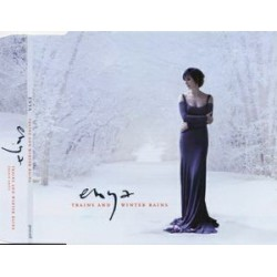 Enya ‎- Trains And Winter Rains - CD Maxi Single Promo