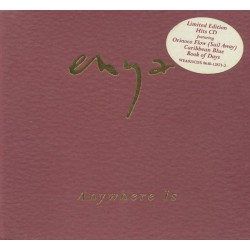 Enya ‎- Anywhere Is - CD Maxi Single Digipack - Limited Edition