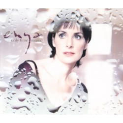 Enya ‎- Only Time (Remix) - CD Maxi Single Promo