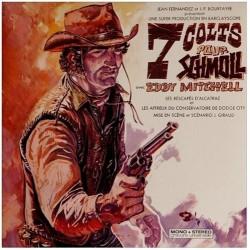 Eddy Mitchell - 7 Colts Pour Schmoll - LP Vinyl