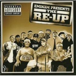 Eminem Presents The Re-Up - Compilation Rap - Double Vinyle LP