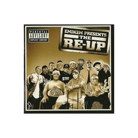 Eminem Presents The Re-Up - Compilation Rap - Double Vinyle LP