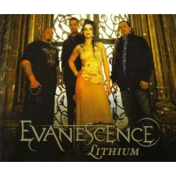Evanescence - Lithium - CD Maxi Single