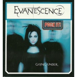 Evanescence ‎- Going Under - CD Mini Single 3 Pouces Pock It