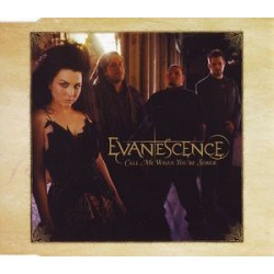 Evanescence ‎- Call Me When You're Sober - CD Maxi Single