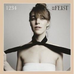 Feist ‎- 1234 - CD Single Promo