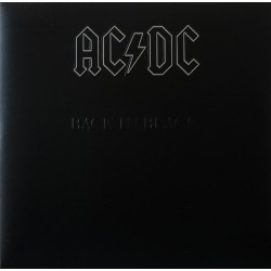 AC/DC - Back In Black - LP Vinyl