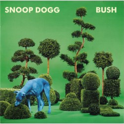 Snoop Dogg ‎- Bush - LP Vinyl - Coloured Blue