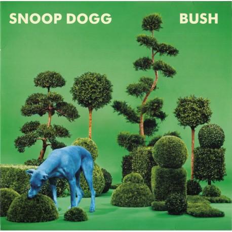 Snoop Dogg - Bush - LP Vinyl - Coloured Blue