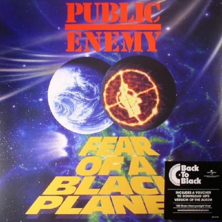 Public Enemy - Fear Of A Black Planet - LP Vinyl